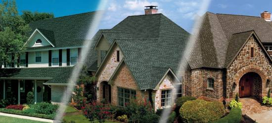 Shingle Roofing
